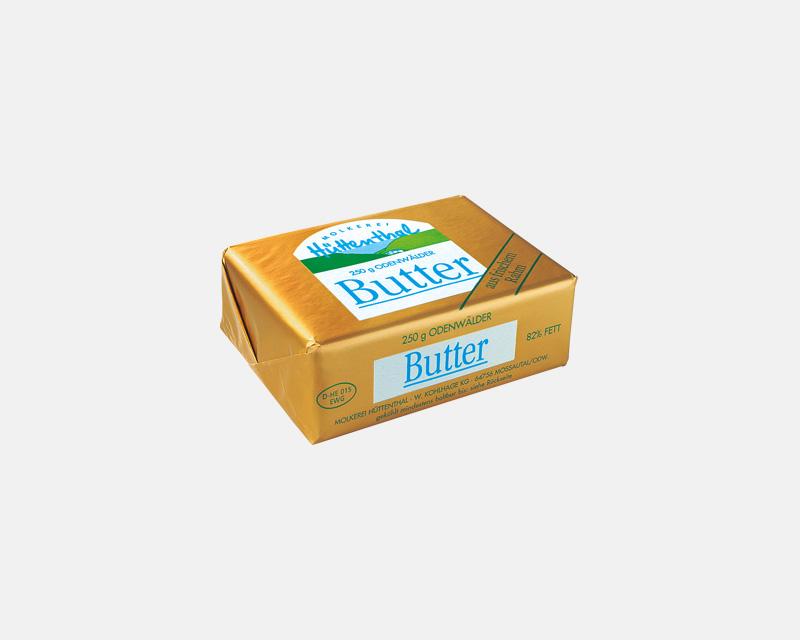 Hüttenthaler Butter