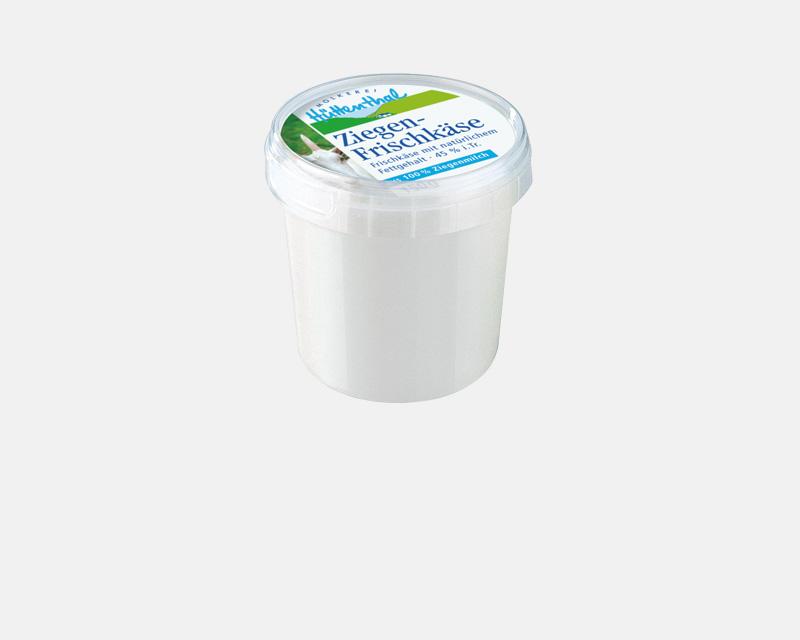 Ziegenmilch-Spezialitäten